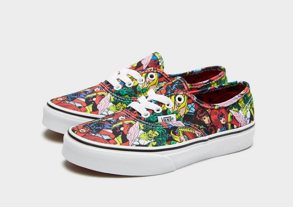 vans marvel kinder