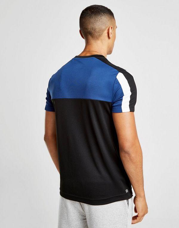 Lacoste Sport Poly Panel T-Shirt   JD Sports 5a2d70d8c0c
