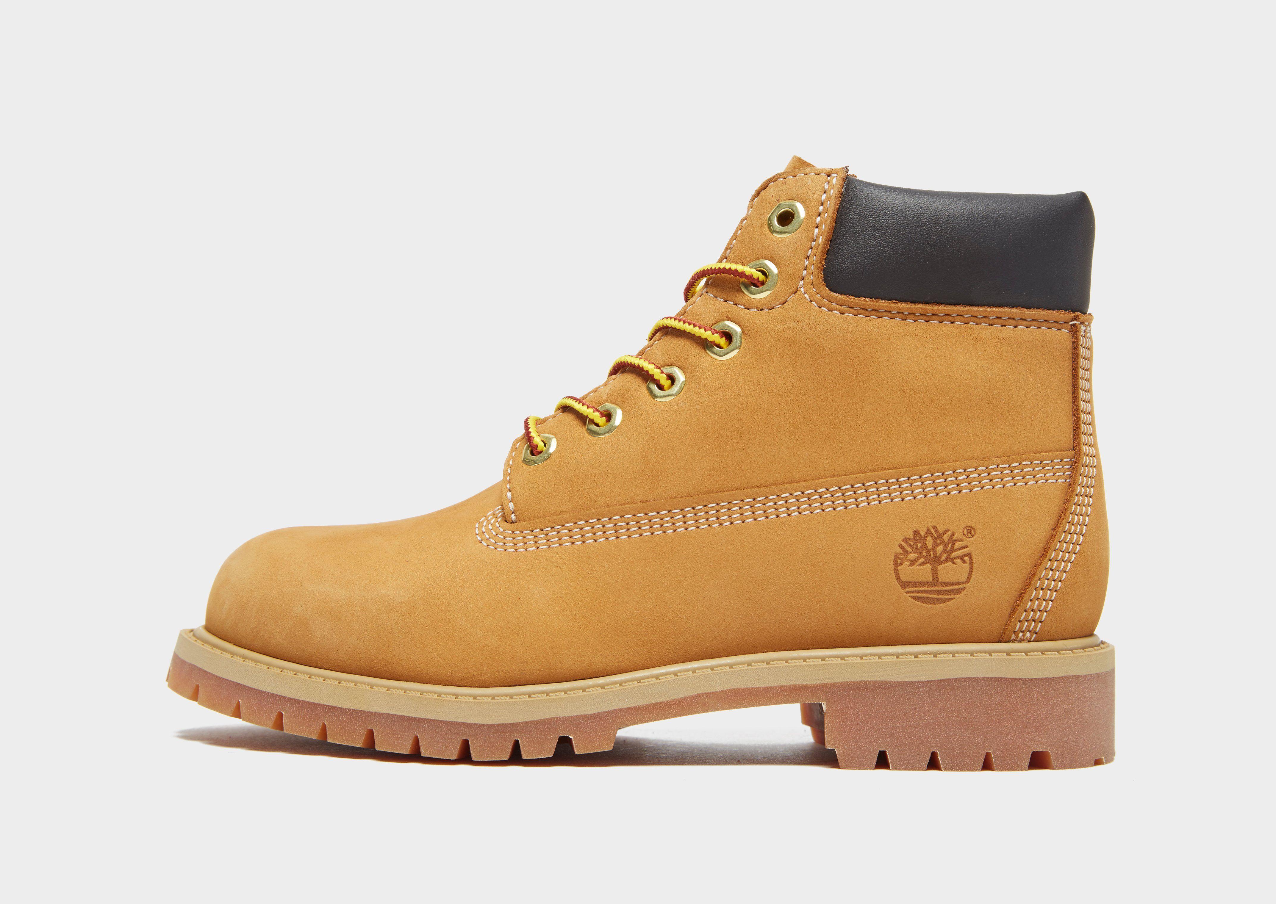 Timberland 6 Inch Premium Boot Children ... 4354ca6466
