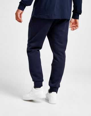 Pantalon de survêtement homme Lacoste bleu