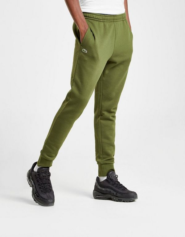 Lacoste Pantalon de survêtement Slim Fleece Homme  9804680a89c