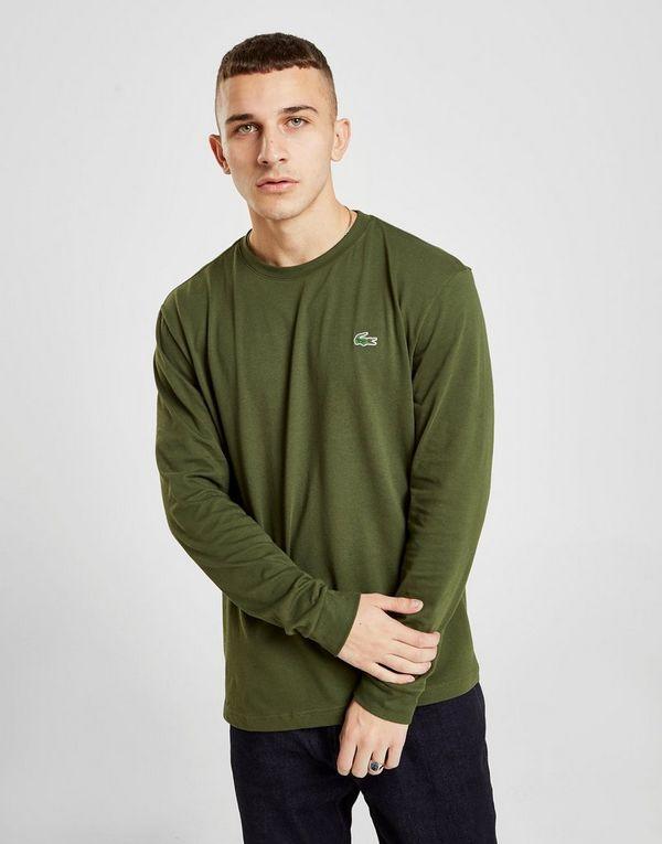 bd60abdac98a Lacoste T-shirt Manches Longues Homme
