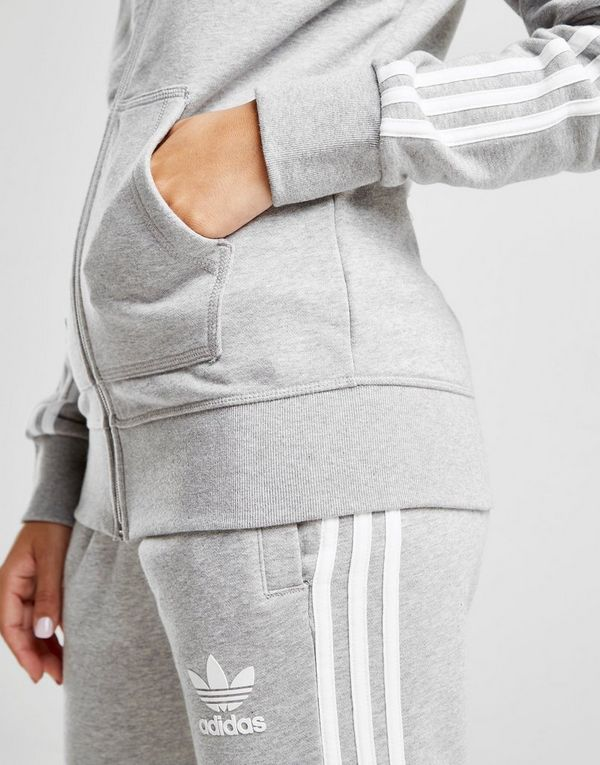adidas Originals 3-Stripes California Full Zip Hoodie