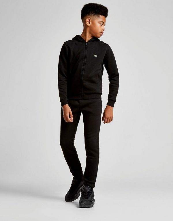 637fbfbefc Lacoste Veste zippée à capuche Junior | JD Sports