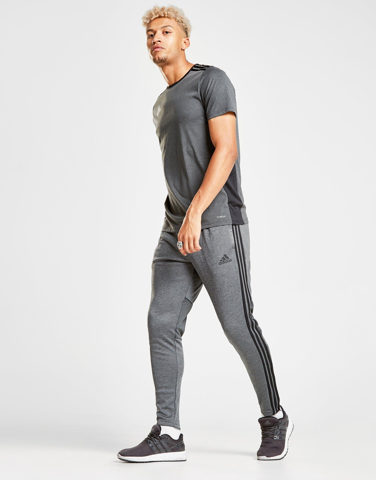 adidas T-shirt Manches Courtes Homme