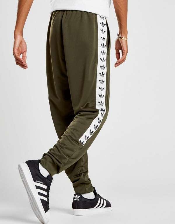 bdf581763240 adidas Originals Tape Poly Track Pants