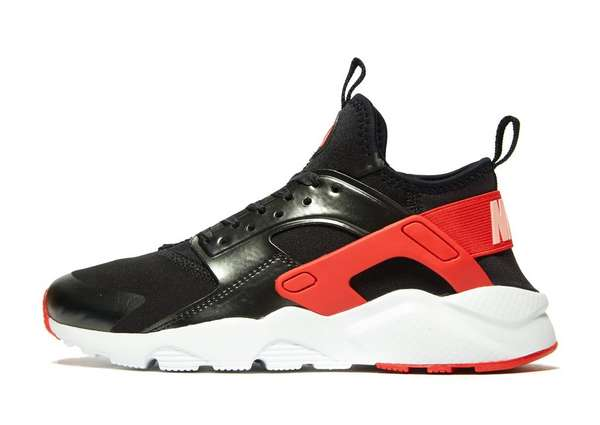 nike huarache junior red