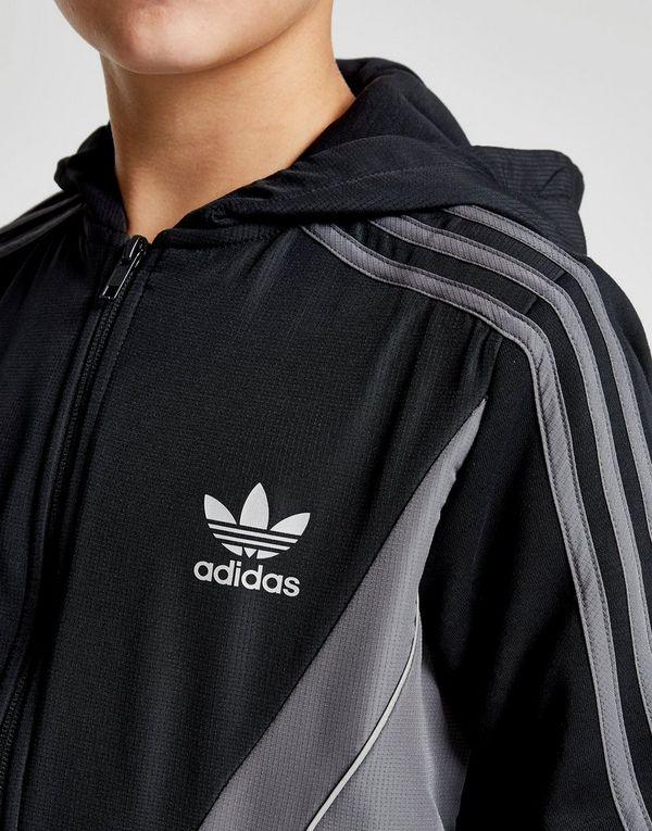 Sports Adidas Fleece Speed Originals Veste JuniorJd c1J3uTlKF