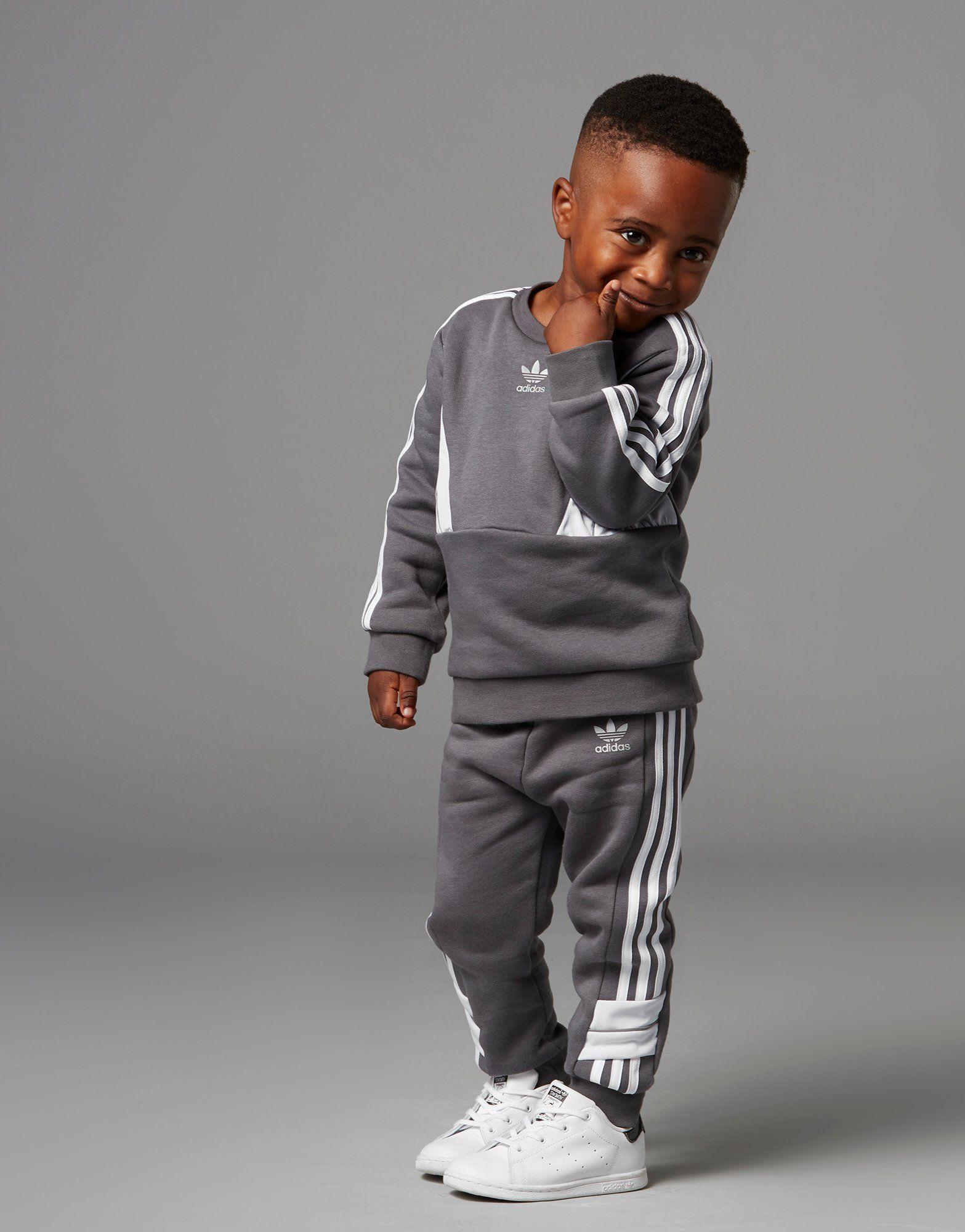 Adidas Originals Speed Crew Tracksuit Infant Jd Sports