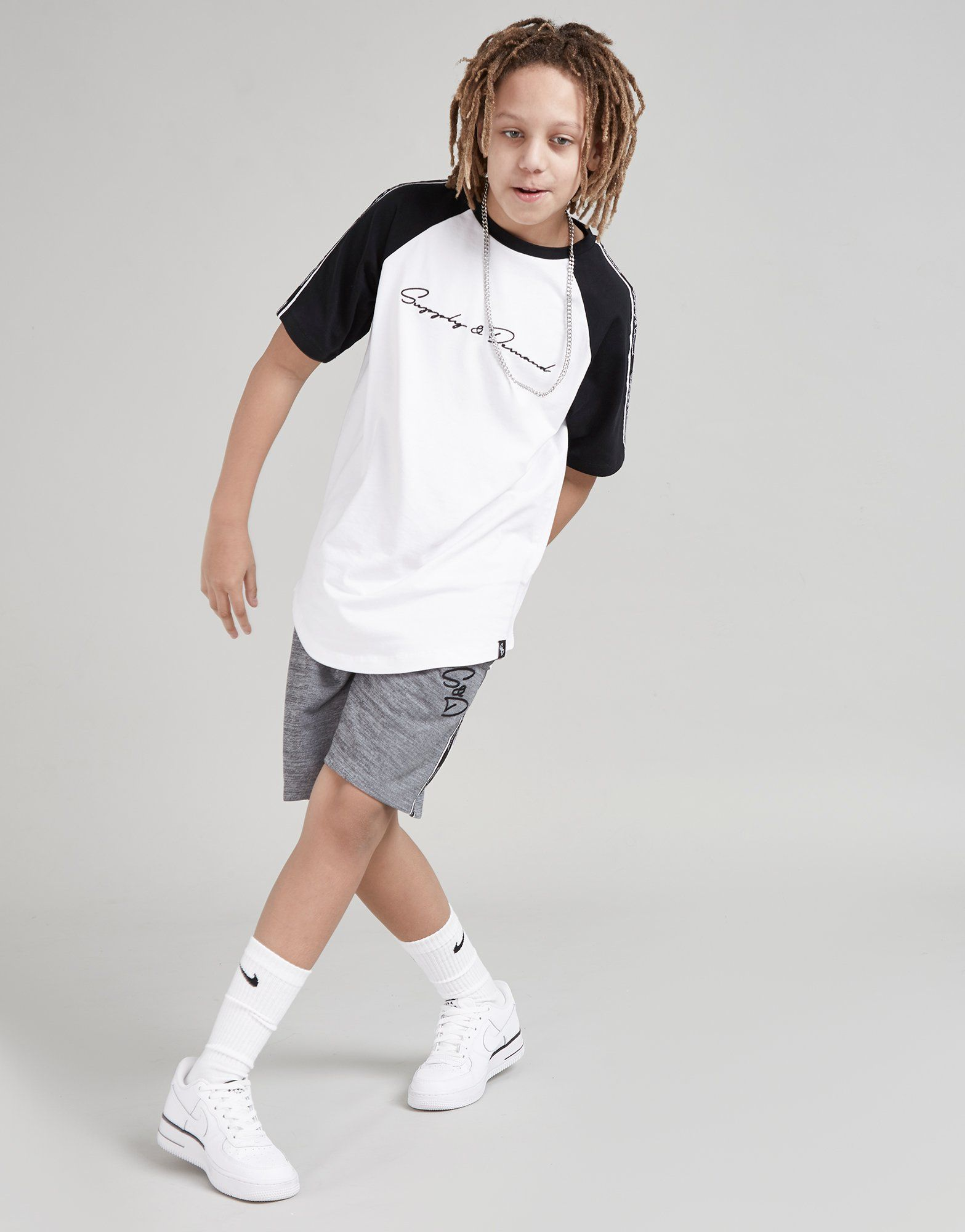 Supply & Demand Tape Grindle Shorts Junior