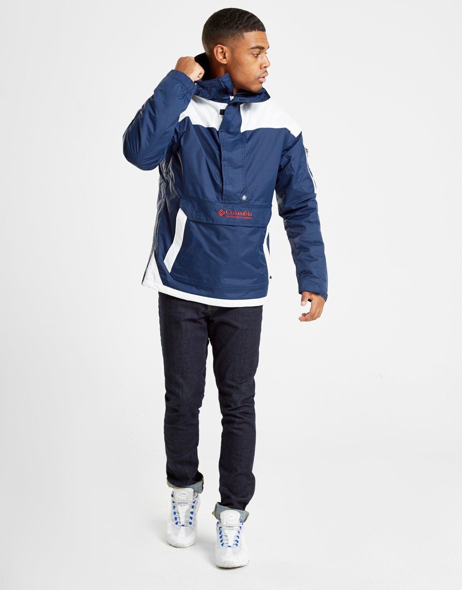 Columbia chaqueta Challenger Pullover