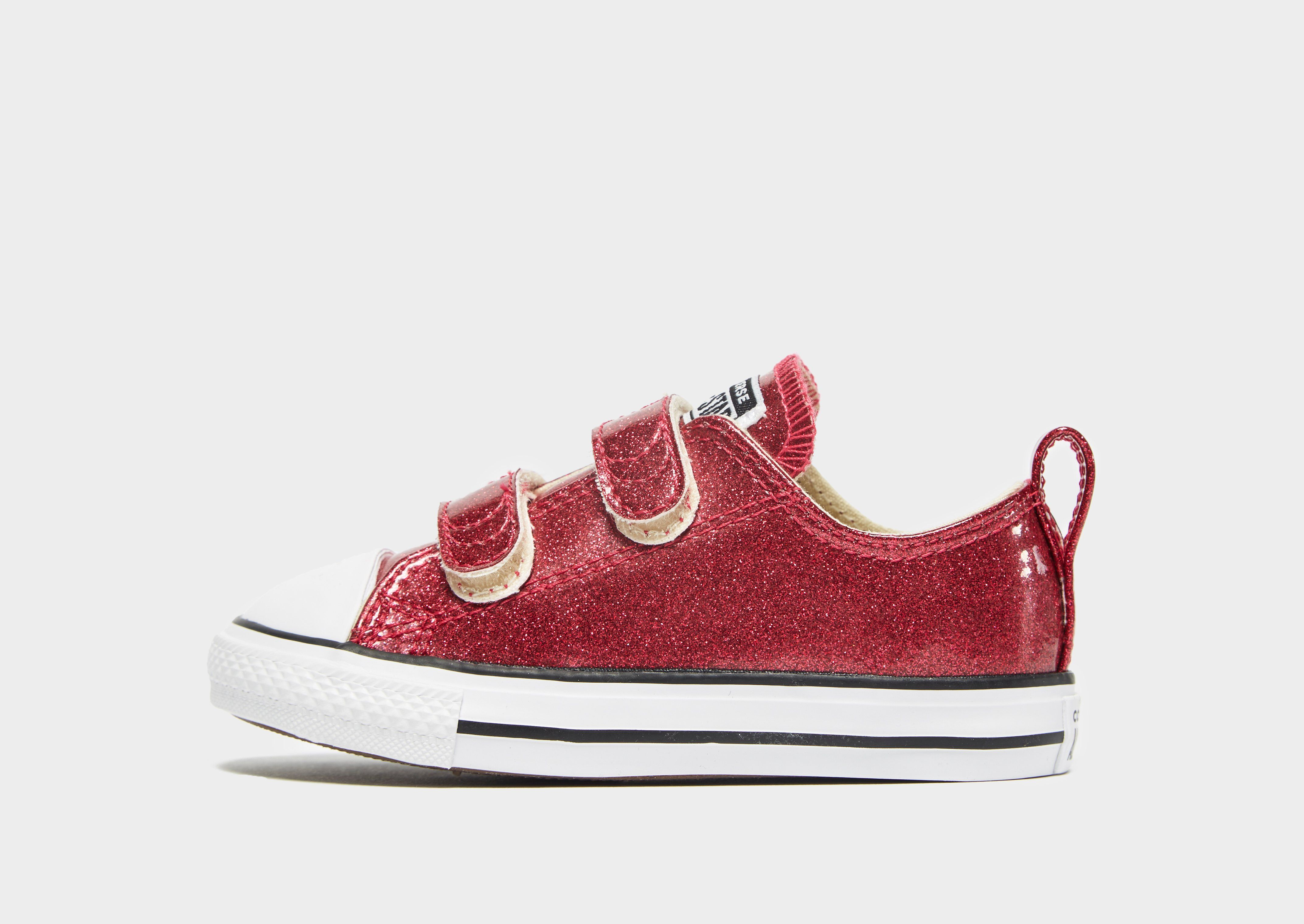 500d680be560 Converse All Star Ox Sparkle Infant