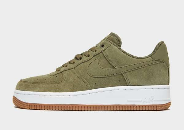 quality design 9ff4a 42232 Nike Air Force 1 07 SE Suede Womens  JD Sports