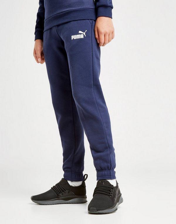 PUMA pantalón de chándal Core Logo júnior  8e0d68053dc6