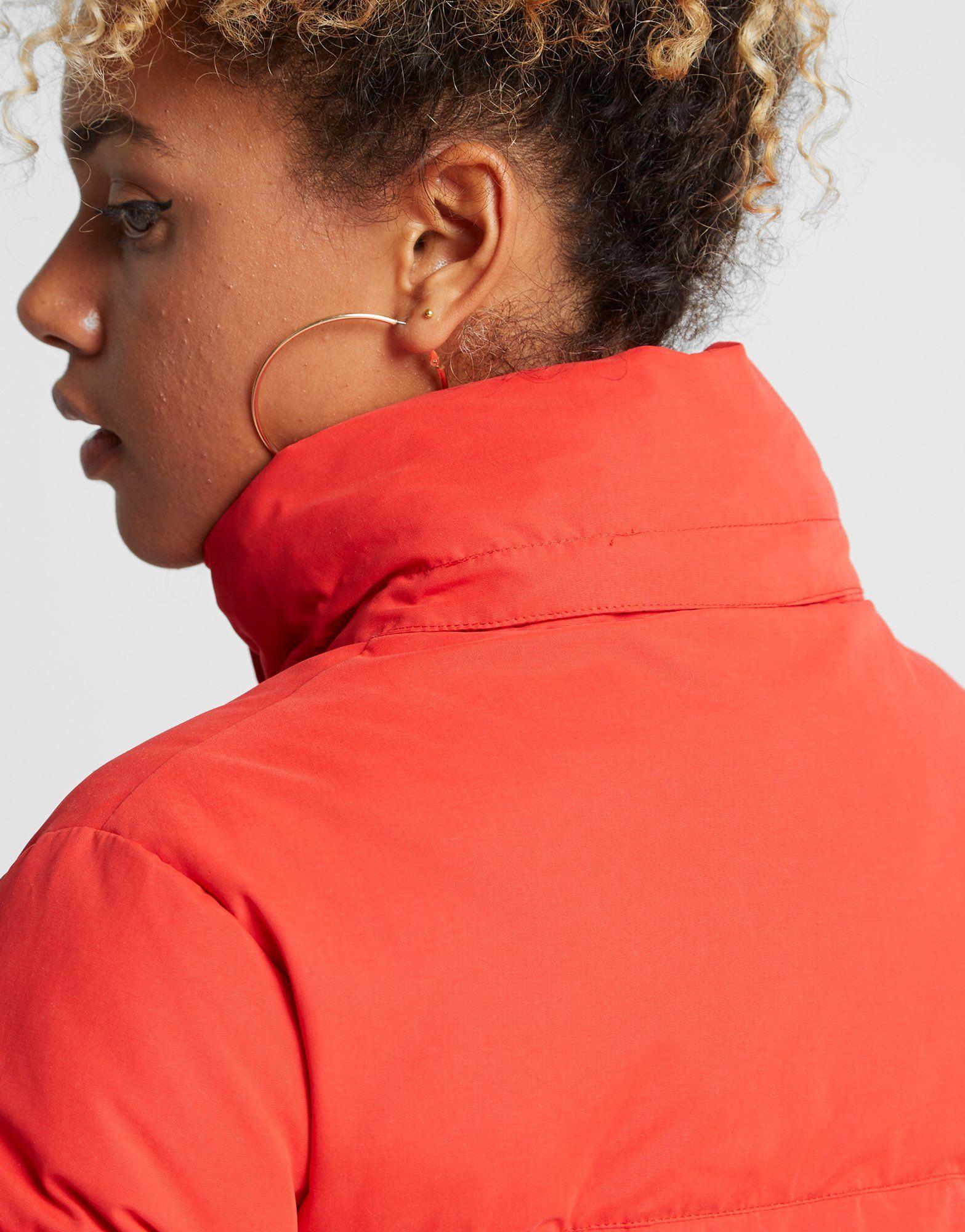 Supply & Demand Padded Boxy Puffer Jacket