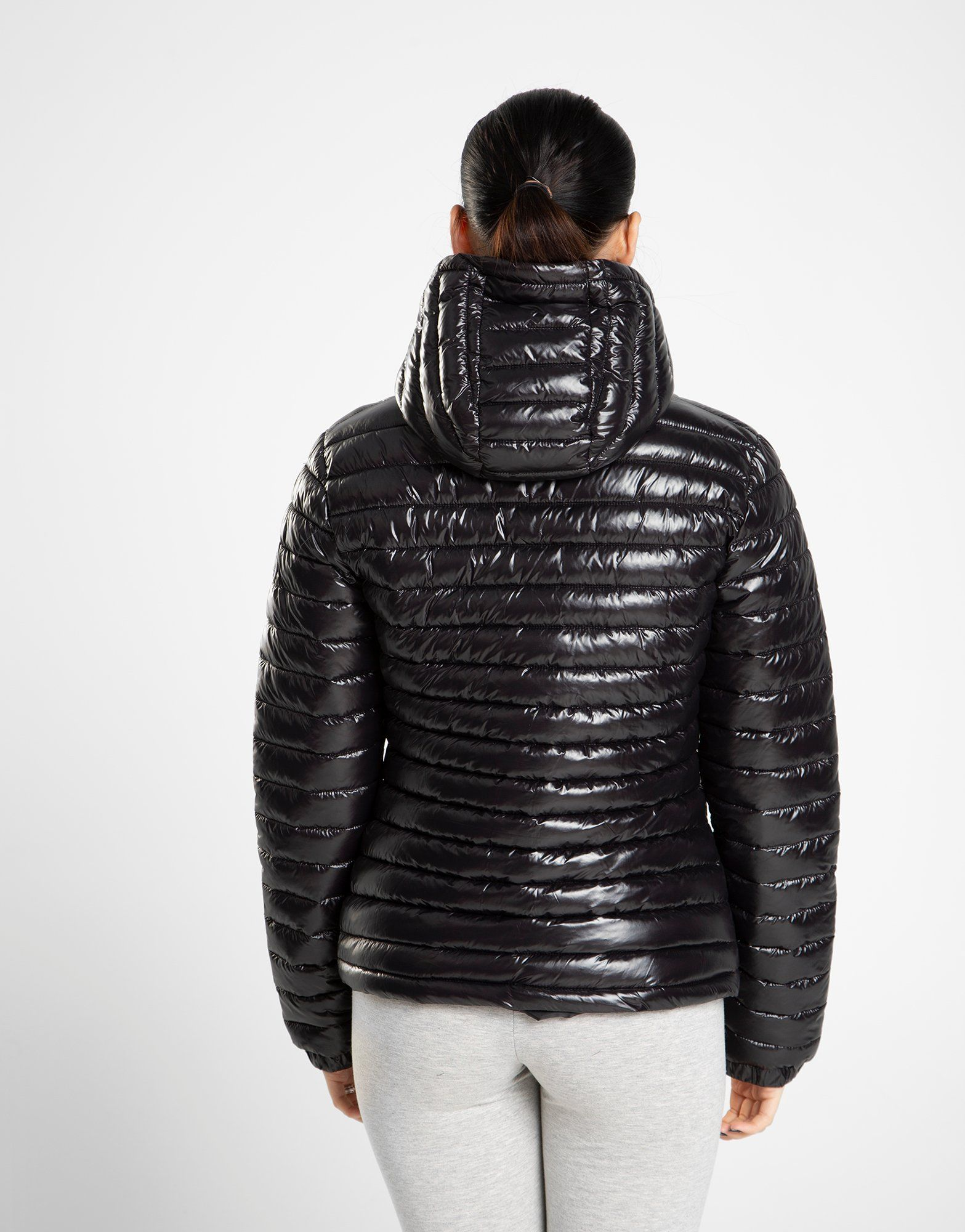Supply & Demand Lightweight Padded Bubble Jacket
