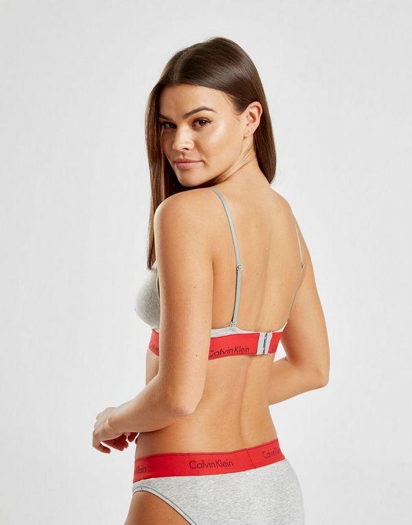 b108bdbee0dcfb Calvin Klein Underwear Modern Cotton Triangle Bra