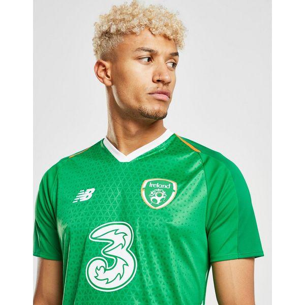 New Balance Republic of Ireland 2018/19 Home Shirt