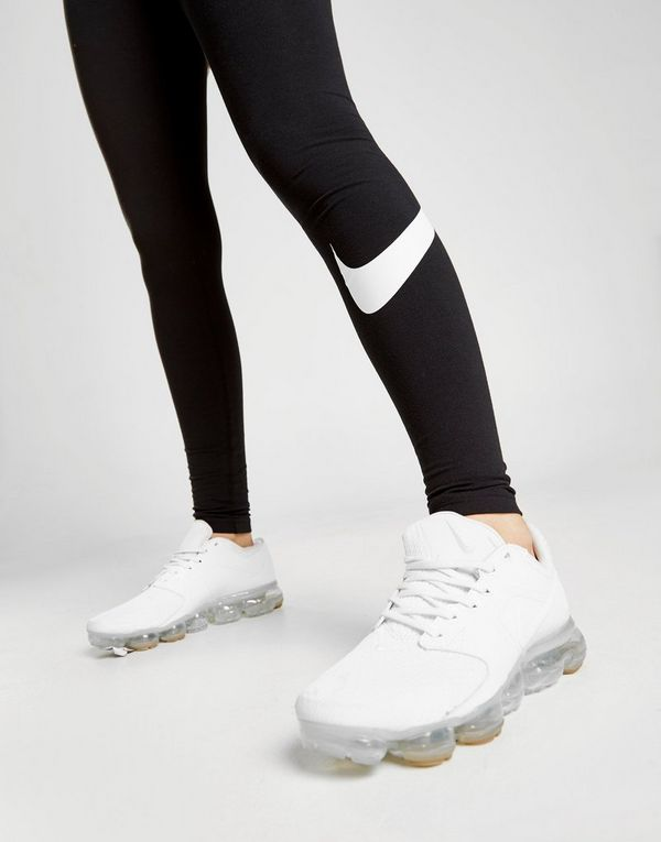 Nike High Waisted Swoosh Leggings Dames