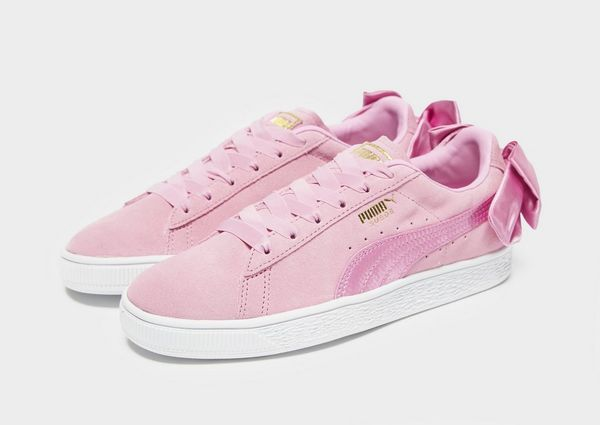 992ee6a499e173 PUMA Suede Bow Junior