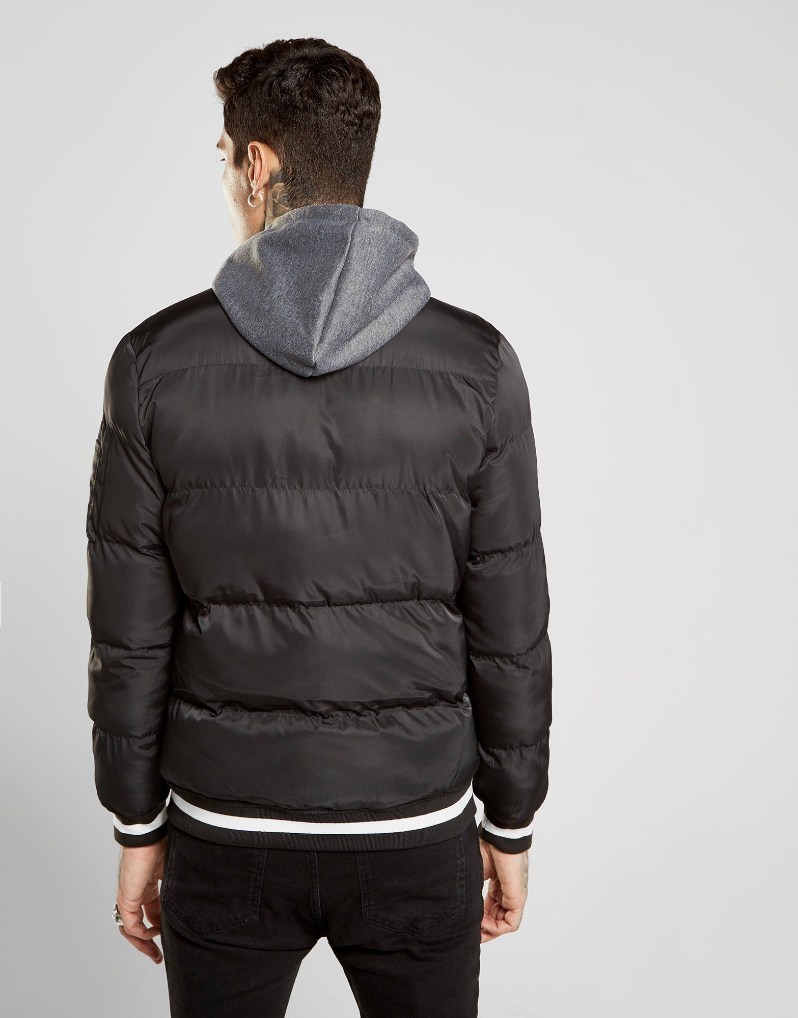 Supply & Demand Somber Reversible Jacket
