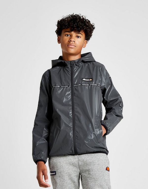 a6c982e8 Ellesse Tape Lightweight Reflective Jacket Junior | JD Sports Ireland