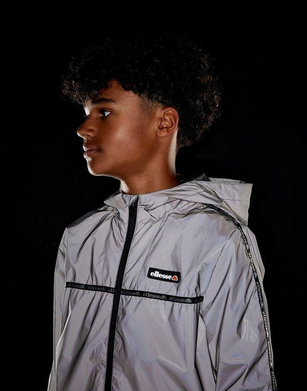 f2ef95fe Ellesse Tape Lightweight Reflective Jacket Junior | JD Sports Ireland