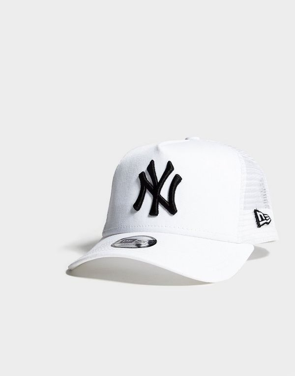 dccc35662a3b6 New Era MLB New York Yankees Trucker Cap Junior