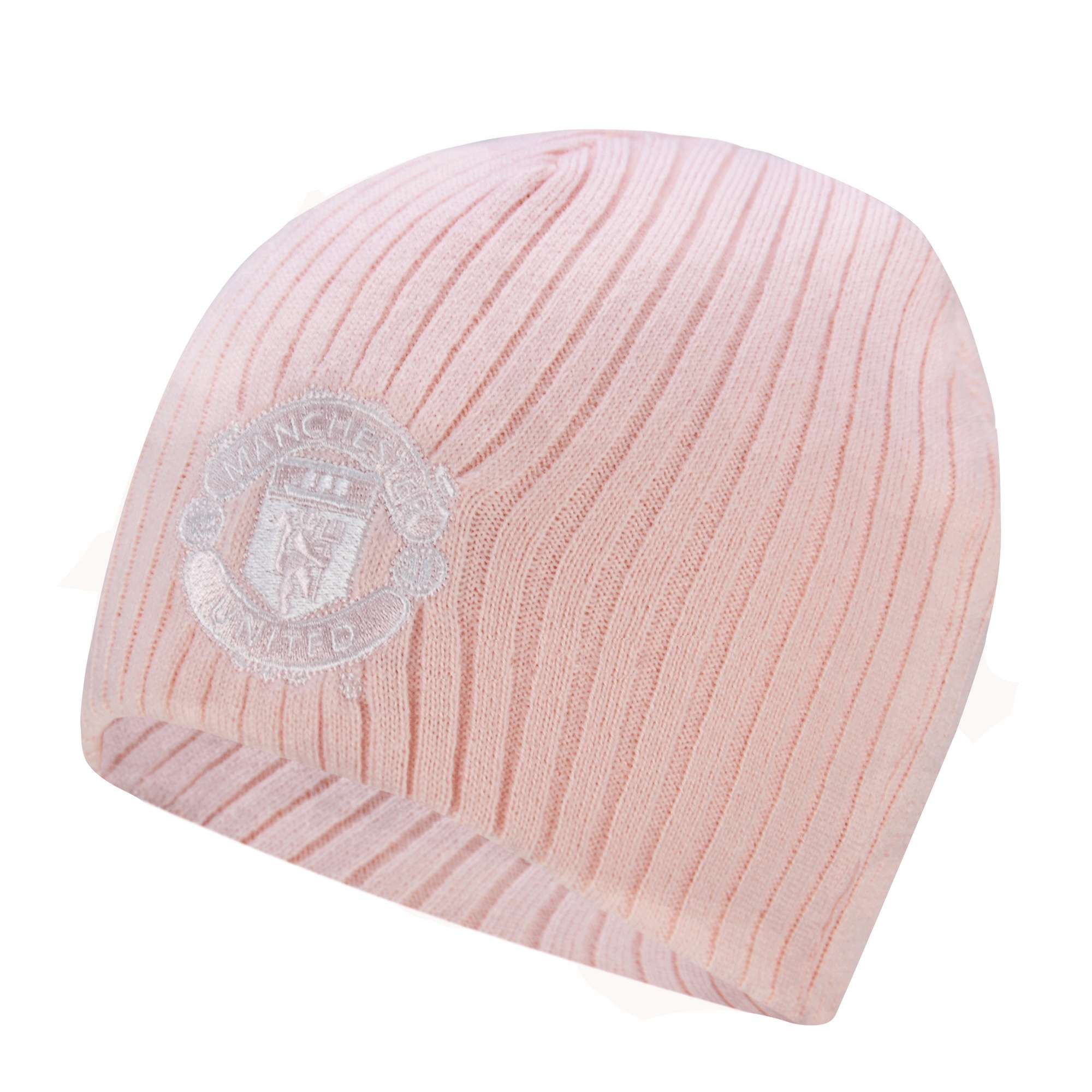 Official Team Manchester United Ribbed Beanie
