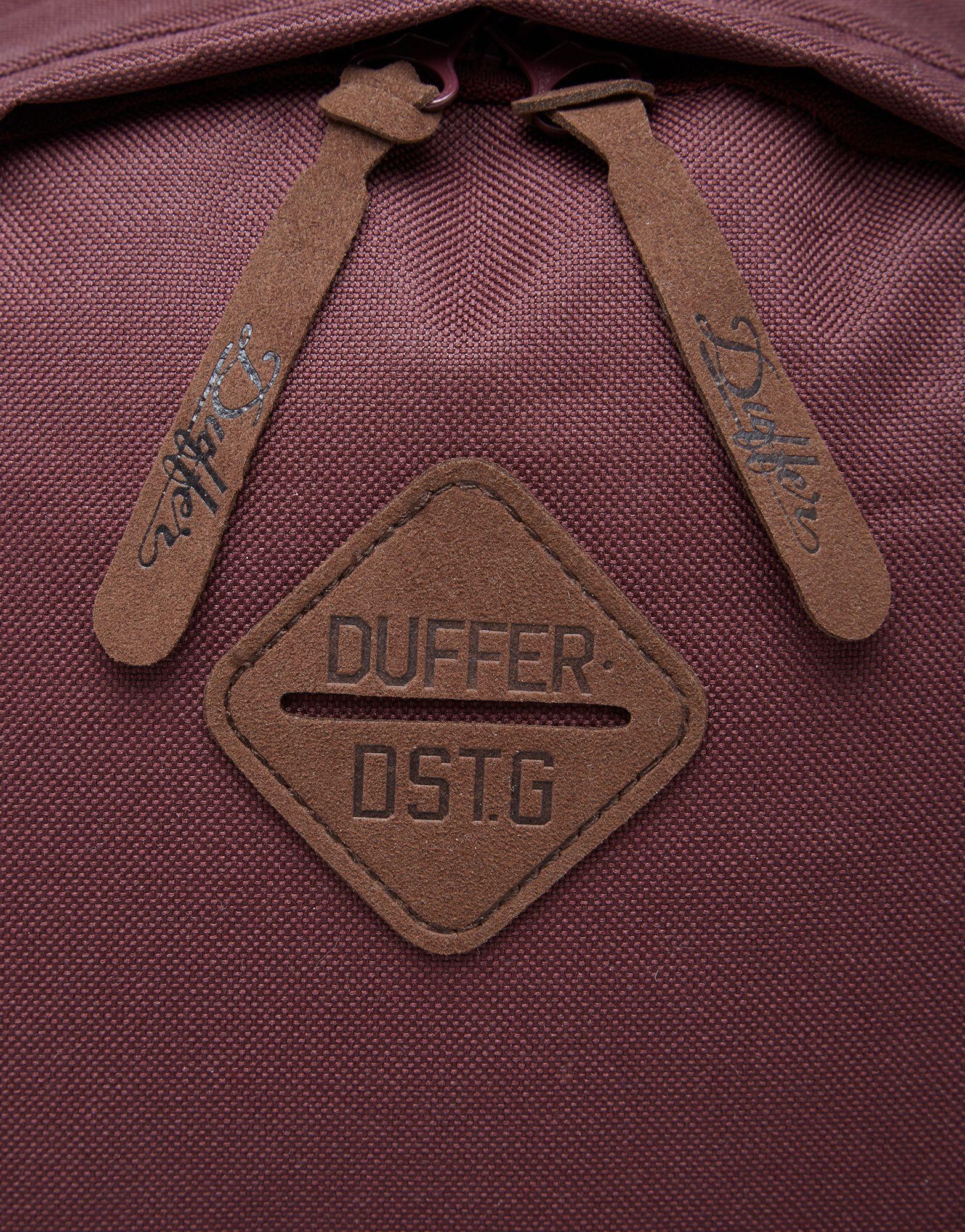 Duffer of St George Pinewood Backpack