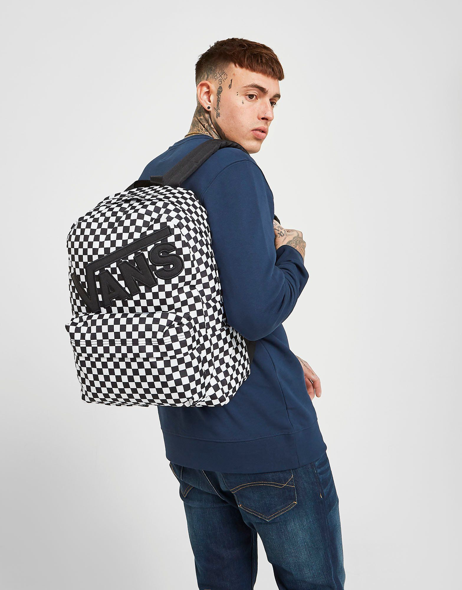 Vans Check Backpack Jd Sports Tas Lacoste Zip Basic Special Colours