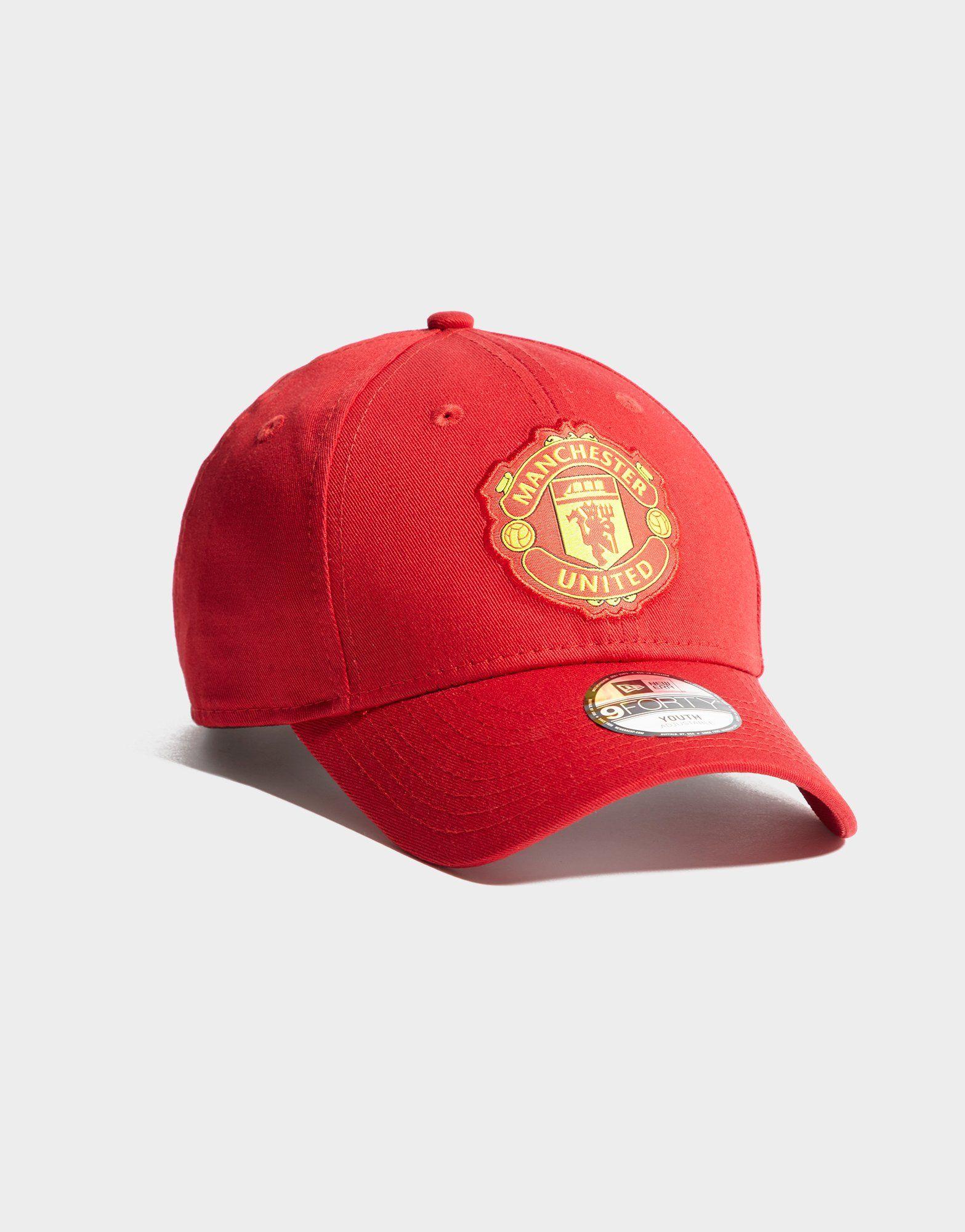 New Era gorra Manchester United FC 9FORTY