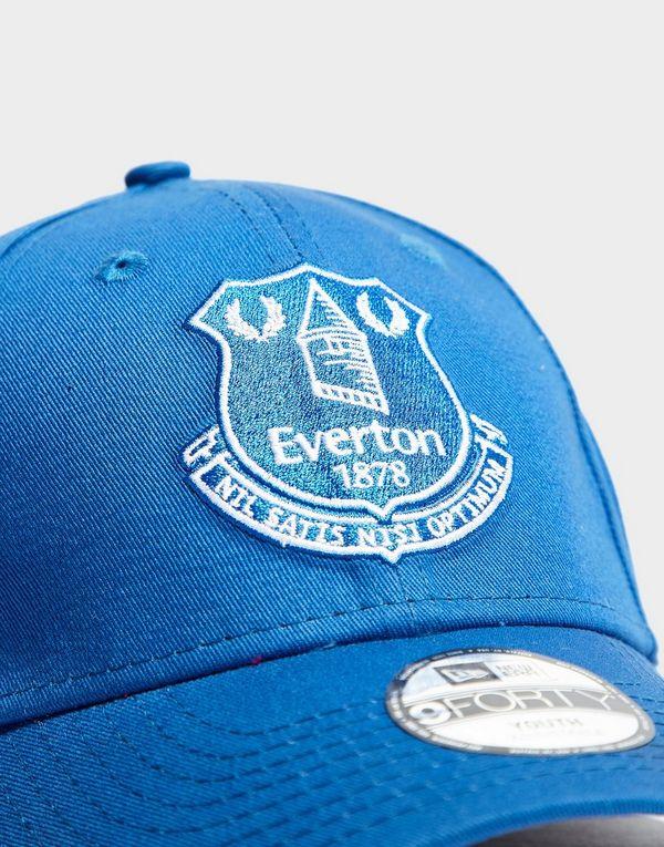 New Era Everton FC 9FORTY Cap Junior  b40f95d1e4fd