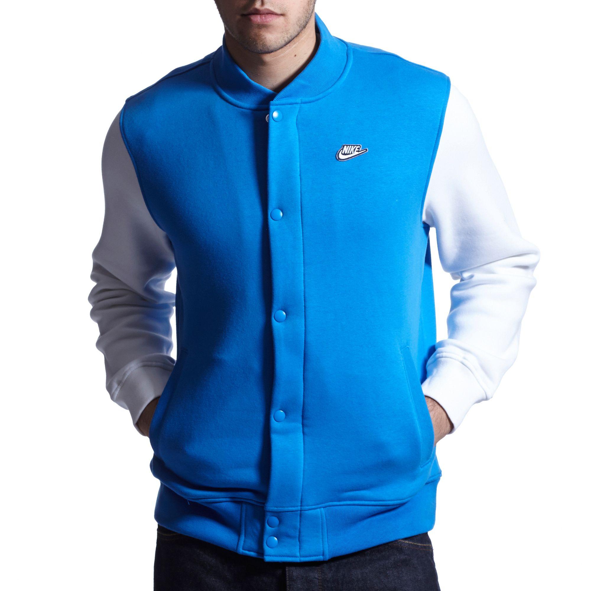 Nike Premium Baseball Jacket | JD Sports