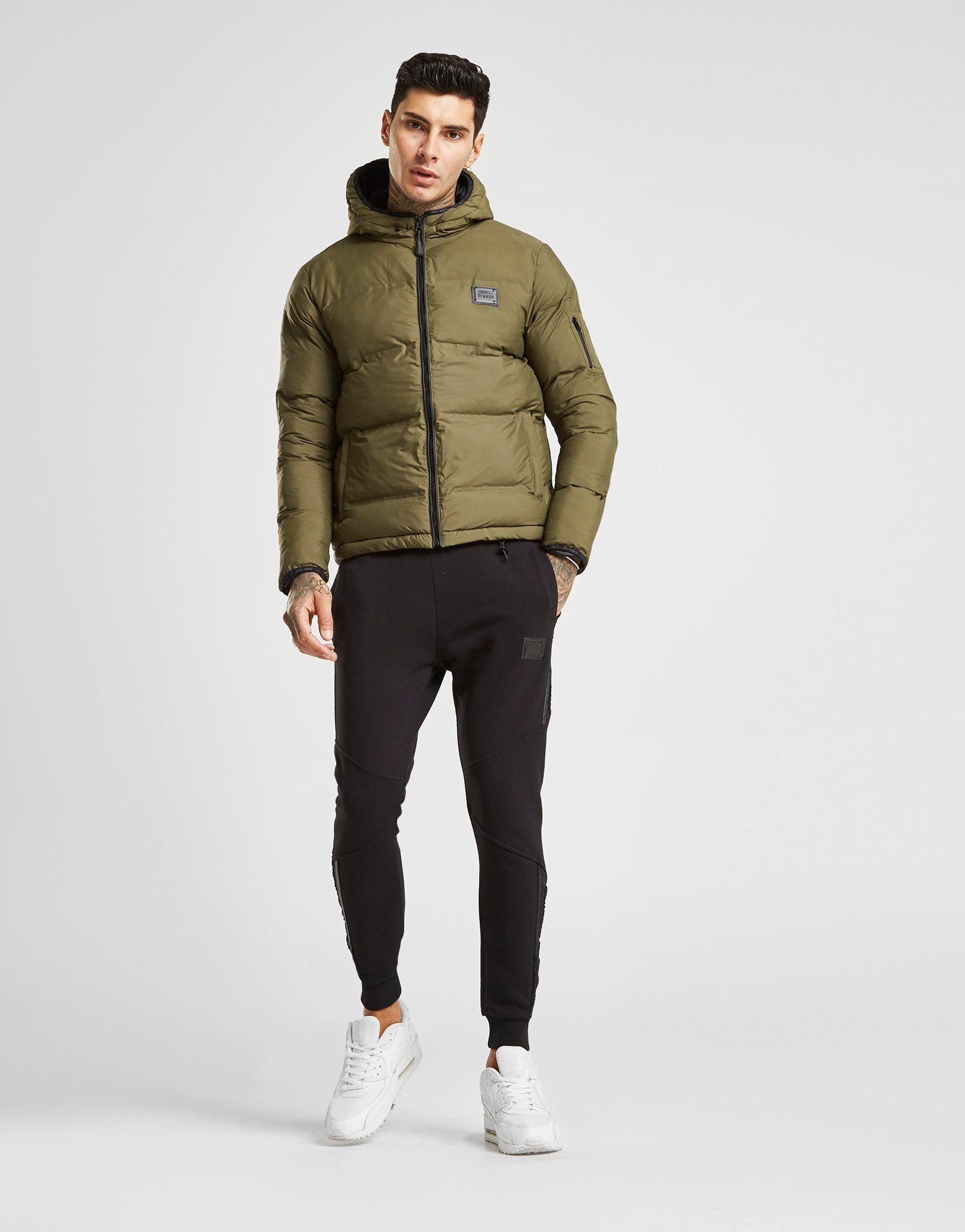 Supply & Demand Selector Jacket