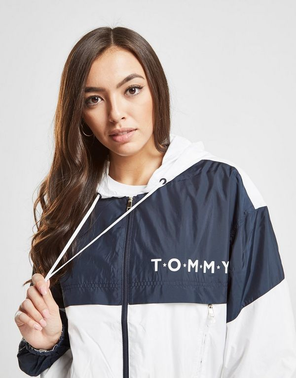 f322cb2a4 Tommy Hilfiger Colour Block Windbreaker | JD Sports Ireland