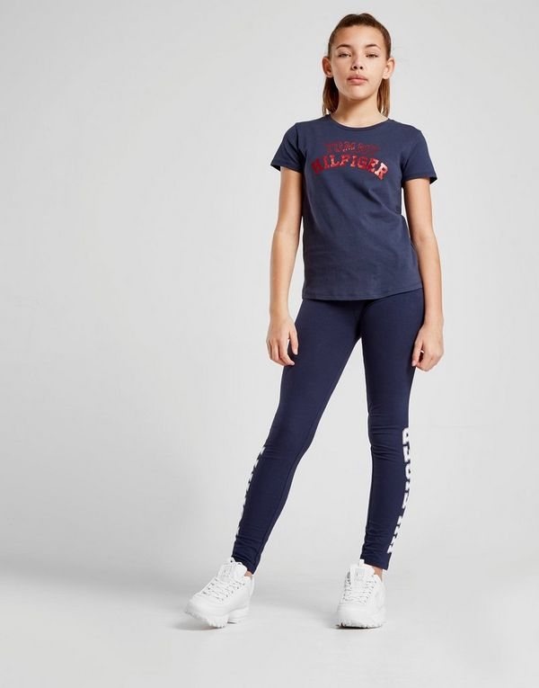 20e1ce4e0a29 Tommy Hilfiger Girls  Essential T-Shirt Junior