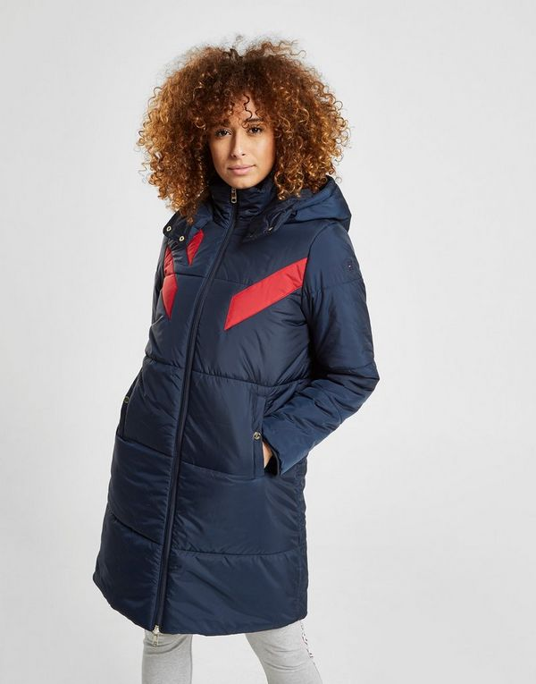 487f72d0 Tommy Hilfiger Padded Hooded Jacket | JD Sports Ireland