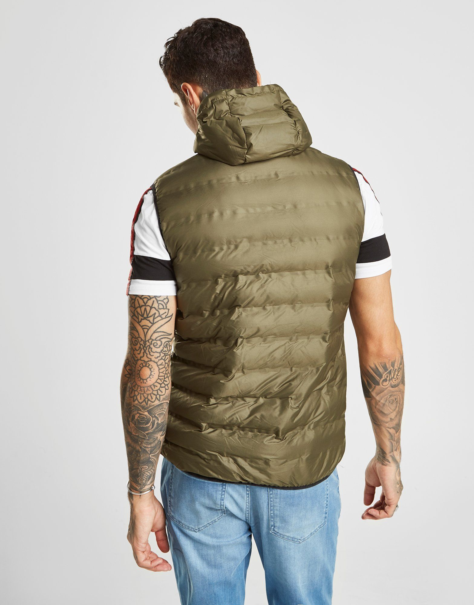 Supply & Demand Danger Gilet