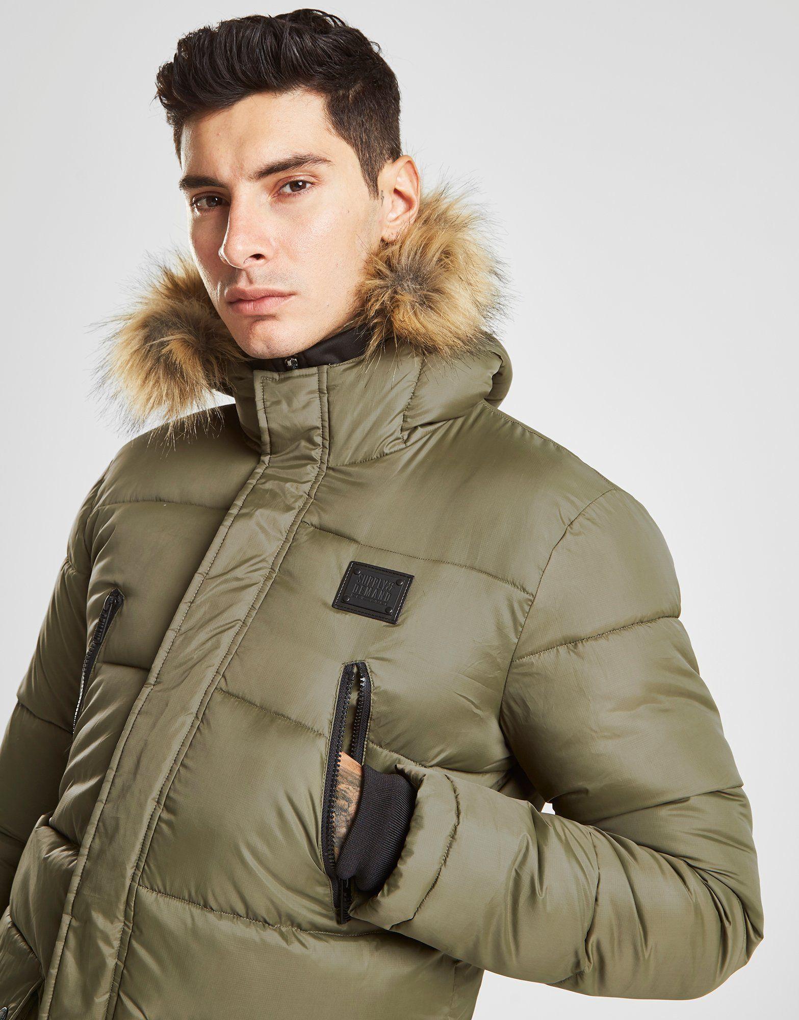 Supply & Demand Deux Parka Jacket