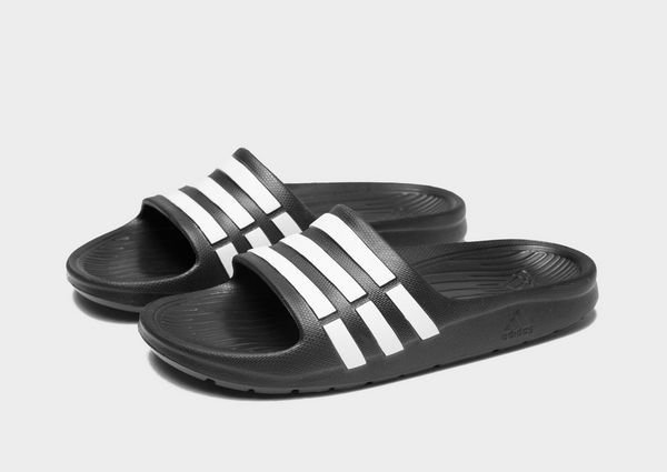 adidas duramo slides junior jd sports