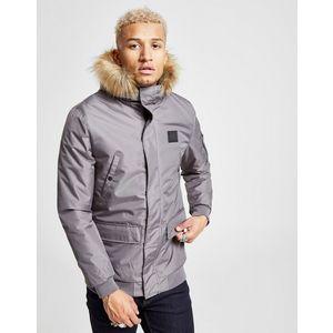 9db63b963dbd Supply   Demand Vertex Cropped Parka Jacket ...