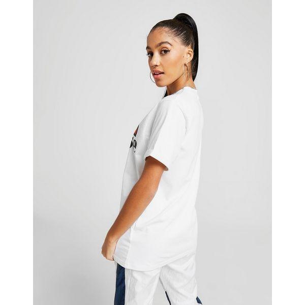 Ellesse Core Boyfriend Logo T-Shirt Dames