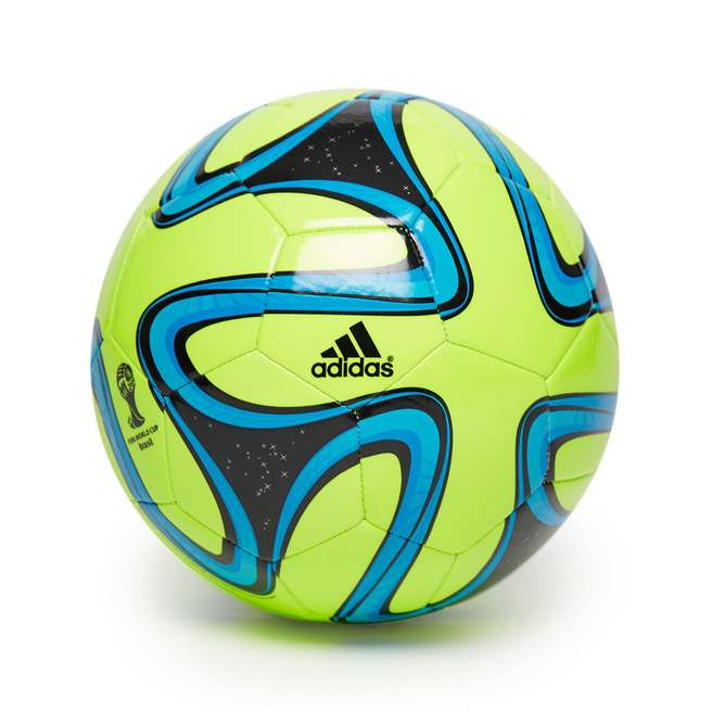 adidas Brazuca Glider FIFA World Cup 2014 Ball