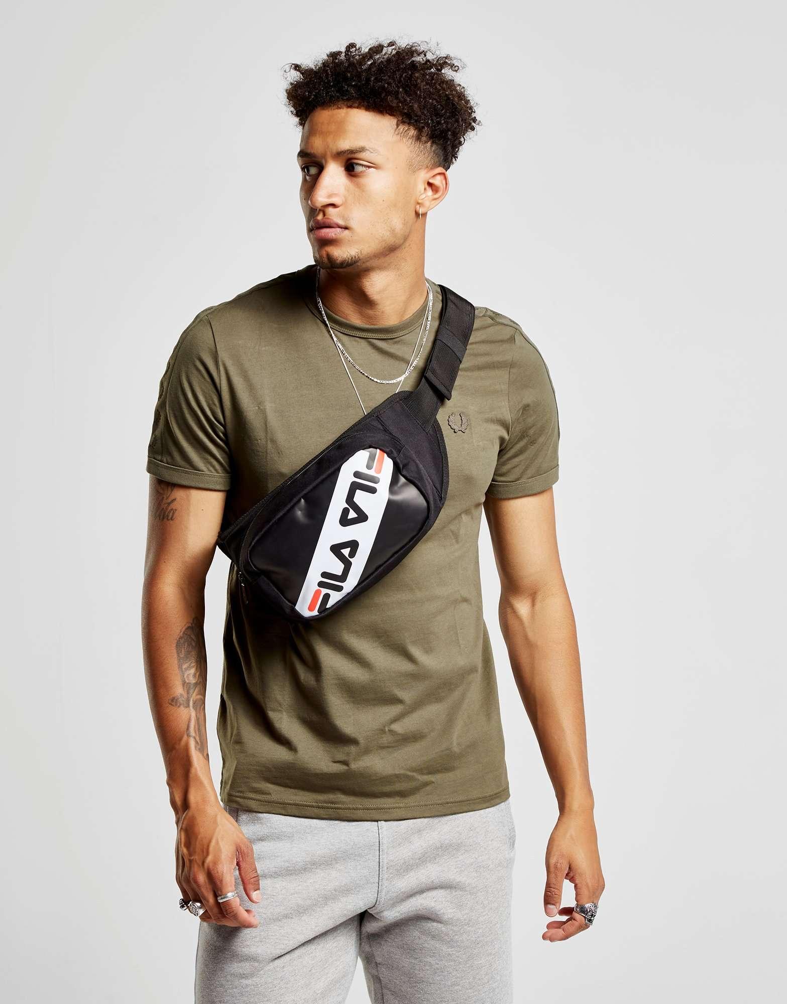Fila Ola Waist Bag Jd Sports Ready Stock Zipper On