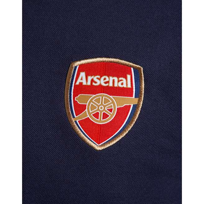 Official Team Arsenal Polo Shirt