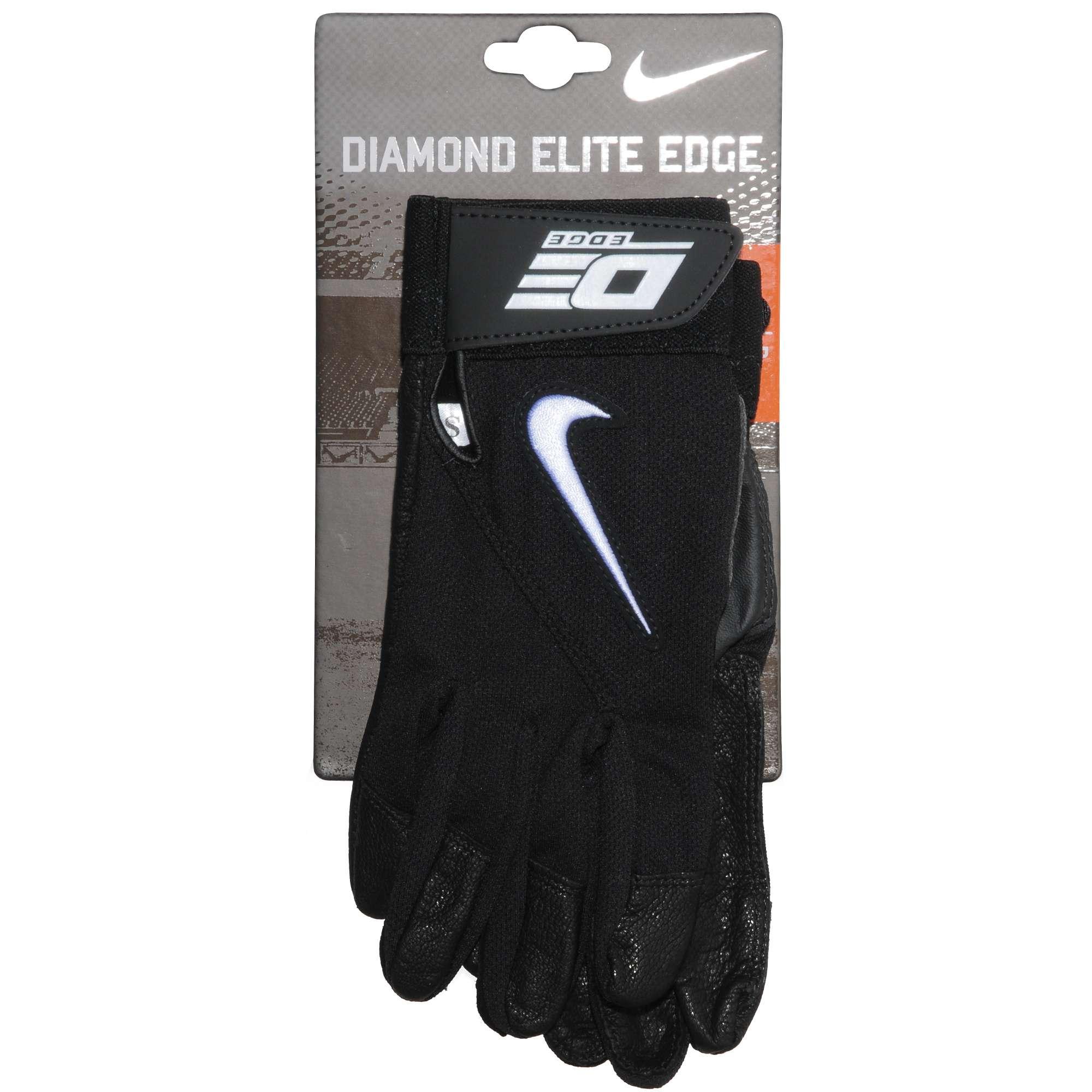 Nike Diamond Elite Edge Batting Gloves
