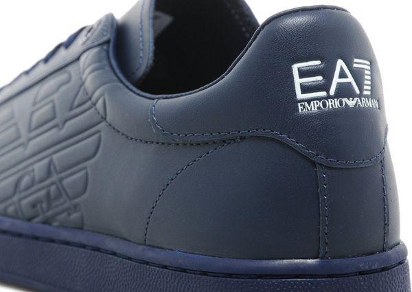 Emporio Armani EA7 Classic Logo Trainers