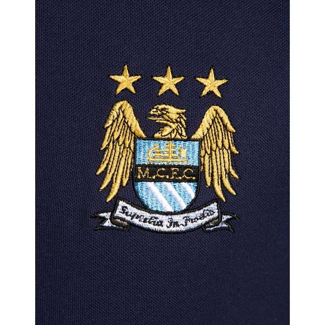 Official Team Manchester City Polo Shirt