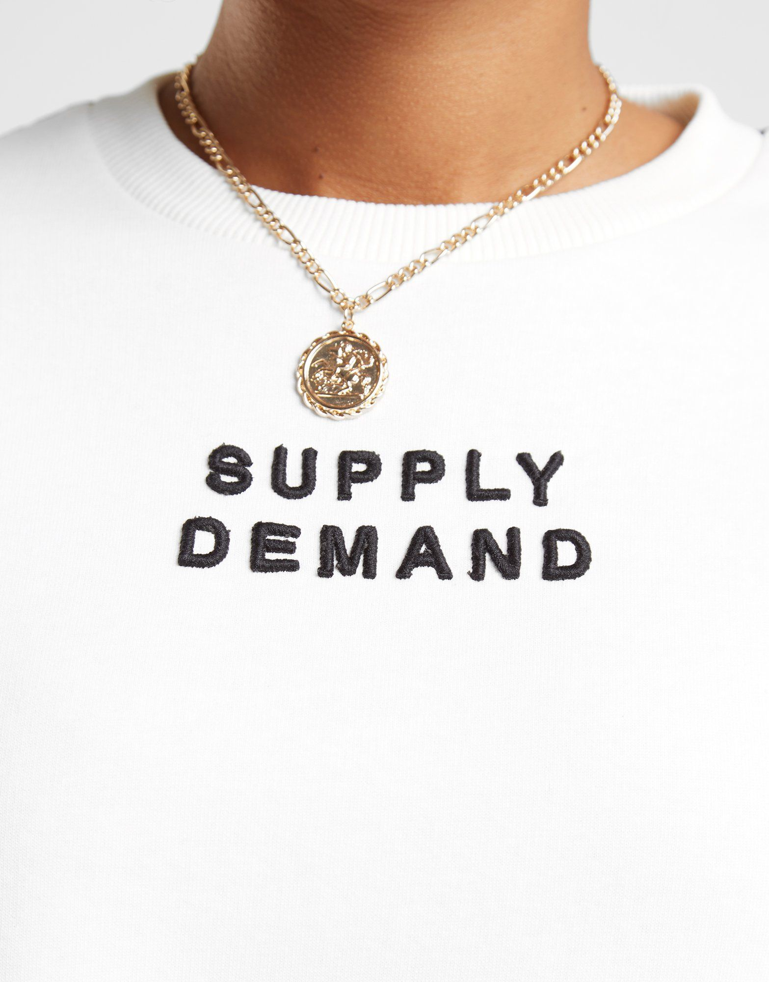 Supply & Demand Tape Crew Sweatshirt